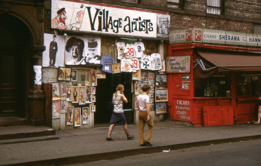 Everyday Life of New York City in the 1960s (14)-1